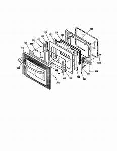 Kenmore 91147714200 Electric Wall Oven Parts