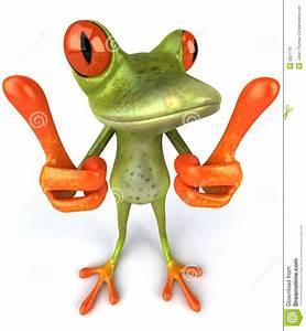 Frosch Bilder Lustig : lustiger frosch stock abbildung bild von hopfen tier 5821776 ~ Whattoseeinmadrid.com Haus und Dekorationen