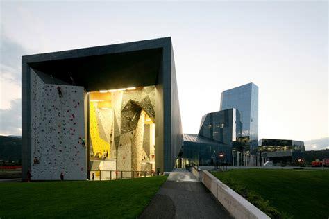 salewa spa headquarters italy bolzano building  architect