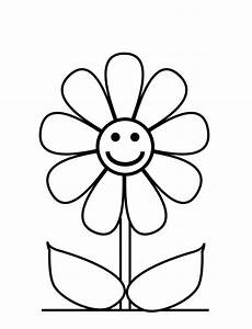 Flower Coloring Pages | Coloring Town