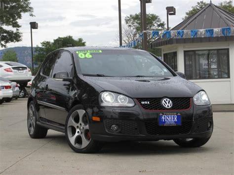 volkswagen gli hatchback used car spotlight 2006 volkswagen gti 2 door hatchback
