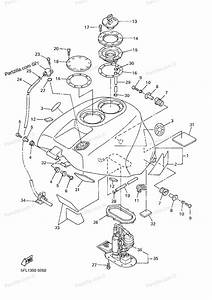 Diagram Of Yamaha Motorcycle Parts 1999 Yzfr7