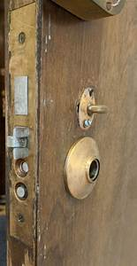Broken Spindle On Door Lock
