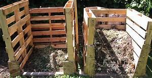 Composteur Pas Cher : fabriquer son composteur habitat cologique ~ Preciouscoupons.com Idées de Décoration