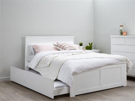 white double size trundle beds  teenage girls boys