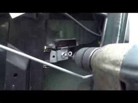 maxima nissan 2013 regulador o elvador de ventana electrica youtube