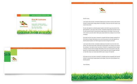 Lawn Maintenance Business Card & Letterhead Template Design Business Card Wallpaper Cards Durban Greenville Sc Gsm Quality Comparison Etc Moo Us
