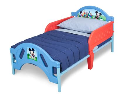 Delta Mickey Mouse Toddler Bed Shop Your Way Online