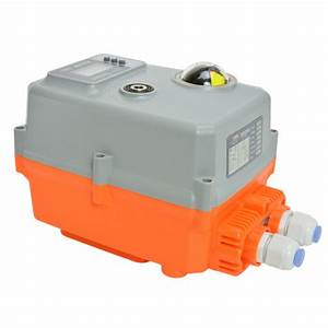 531in Lbs Electric Actuator  Valve Actuator