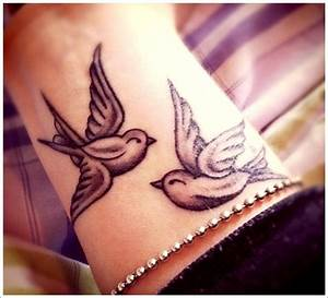 75 Hottest Birds Tattoos | Styles Weekly