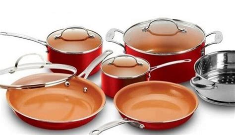 tips  properly season  red copper pan shedheads