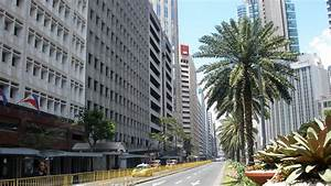 Makati central business district closed to traffic during ...