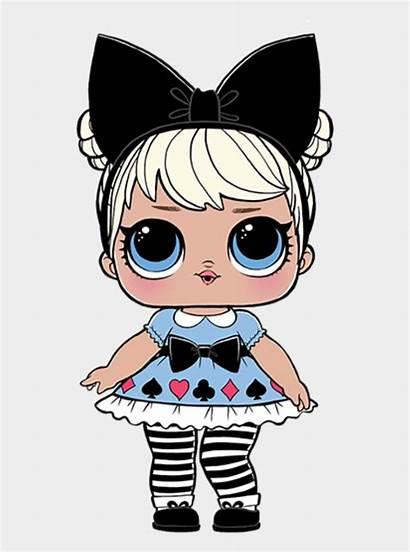 Lol Surprise Doll Curious Qt Cartoons Clipart