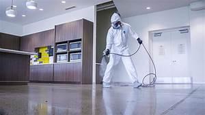 Virus Sanitizing Services