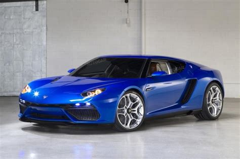 Four-seater Lamborghini Asterion Mothballed For Urus Suv