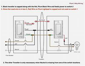 3 Gang Electrical Box Wiring Diagram