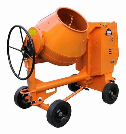Cement Electric Belle Premier Mixer Mixers Mobile