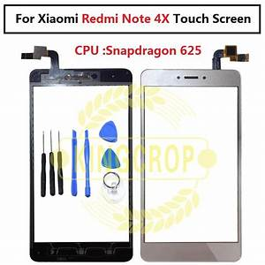 For Xiaomi Redmi Note 4x Touch Screen 100  New Digitizer