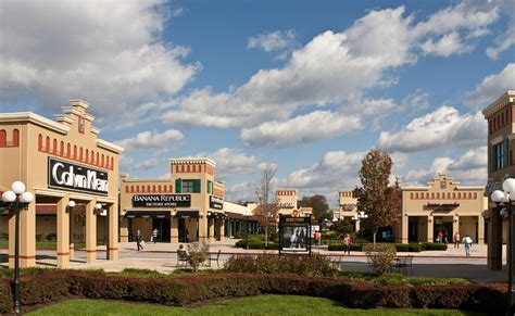 hagerstown premium outlets outlet mall  maryland