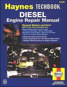 Diesel Repair Manual By Haynes