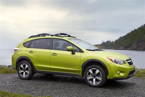 Top 9 Fuel-efficient Suvs And Crossovers For 2014