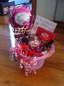 Happy Birthday Gift Basket for Sister