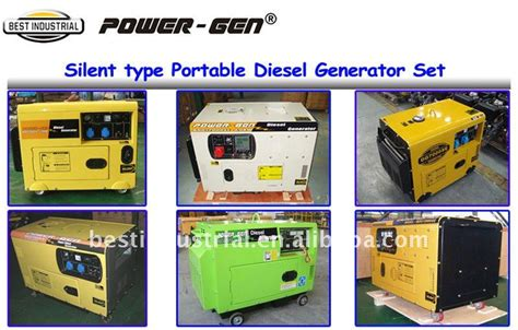 Realiable Quality! Electric Silent Diesel Generator China
