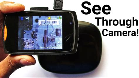 infrared  ray camera     objects youtube