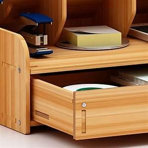 Luxurious, Wooden, Desk, Organizer, U2013, Smartcave