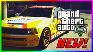 "GTA 5 RARE ""Pisswasser Dominator"" Car Customization - NEW ..."