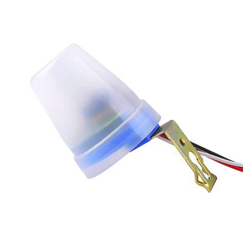 1pc switch auto photocell light switch ac 12v dc 220v light sensor