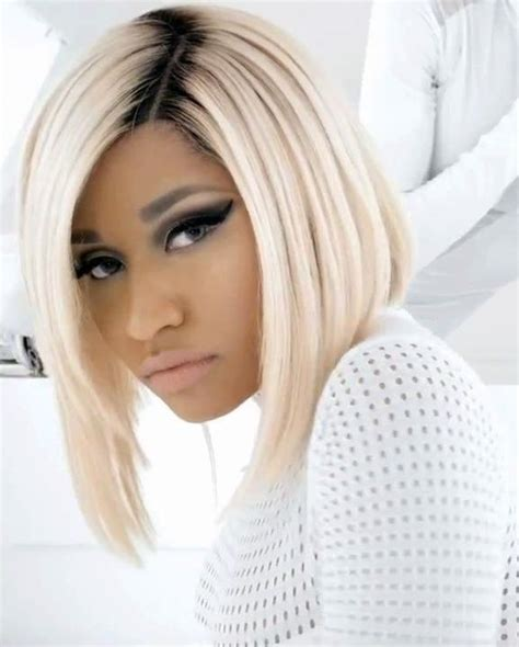 20 Best Ideas Of Nicki Minaj Short Haircuts