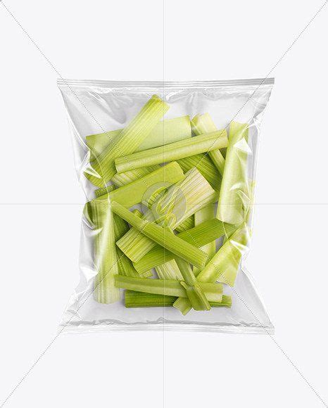 Matte food plastic tray mockup in tray & platter mockups on yellow images object mockups. Plastic Tray With Bok Choy Mockup - Plastic Bag With ...