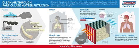 Particulate Matter Air Filter
