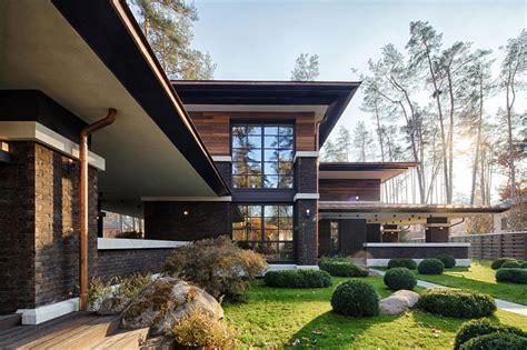 Prairie House By Yunakov Architecture