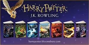 Bloomsbury - Harry Potter Books