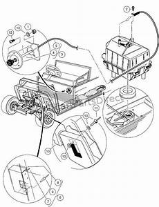click on image to download 1998 1999 club car carryall i With club car manual