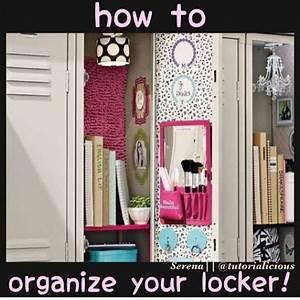 How To Organize Your Locker Trusper