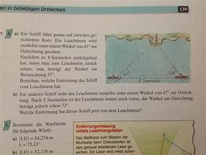 Entfernung Seemeilen Berechnen : sinus sinus kosinus und tangens ein schiff f hrt genau ~ Themetempest.com Abrechnung