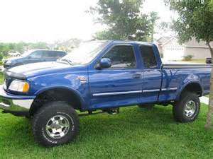 1998 Ford F-150 Lifted