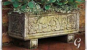 Blumentöpfe Aus Stein : antik stein blumenk bel gro xxl coley park ~ Lizthompson.info Haus und Dekorationen