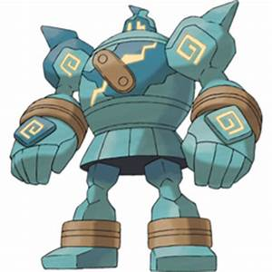 Golurk (Pokémon) - Bulbapedia, the community-driven ...