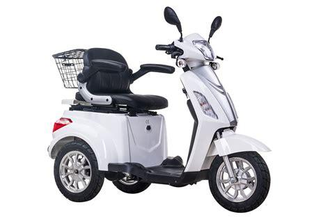 moped ohne führerschein dreiradscooter e3 20 km h ohne f 252 hrerschein elektro scooter