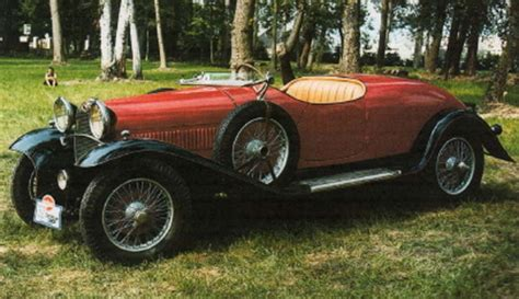 The classic enthusiast collector like ralph lauren with his type 57sc atlantic and gangloff drophead coupe, and type 59 grand prix, and the gentleman wishing to. automobileweb - bugatti type 44 roadster special jean 441277