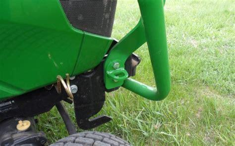 john deere dot front tie downs   series tractors jdfttd