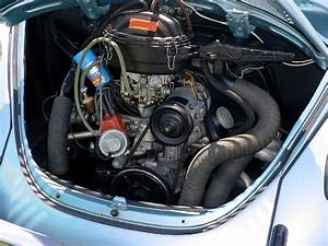 Vw Beetle 1600 Engine Tin  Vw  Free Engine Image For User