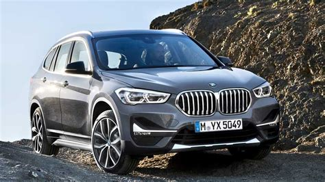 bmw x1 2020 facelift 2020 bmw x1 suv debuts minor facelift for mid cycle refresh