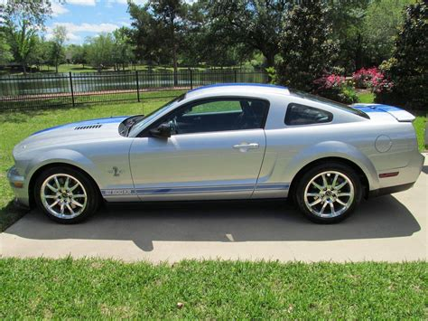ford shelby mustang gt  kr  auto seller