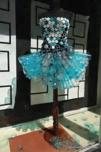 Recycled Water Bottle Dress