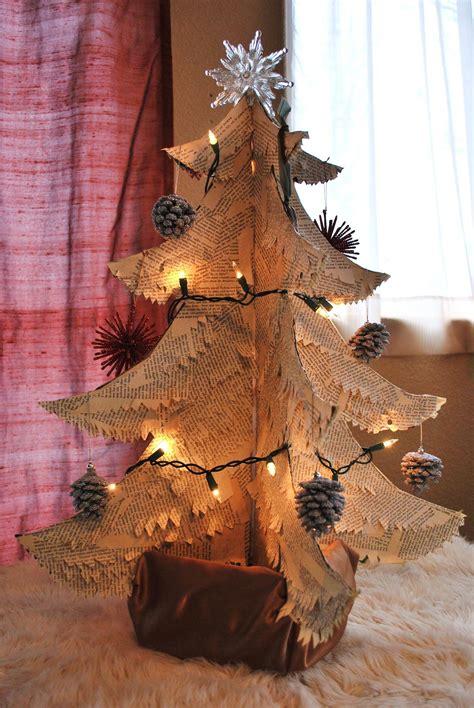 junk mail christmas tree marianne bland s art blog